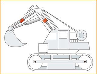 机械油压装置防冻用